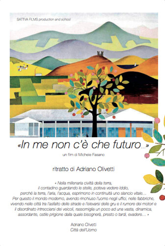 MICHELE FASANO IN OLIVETTI
