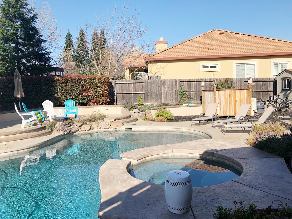 The Pool on Easter