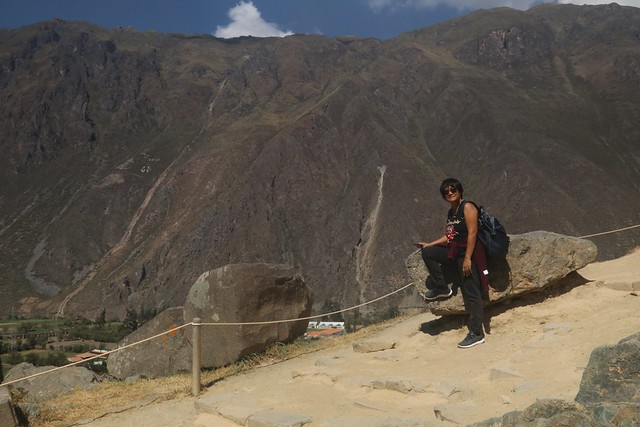 Ollantaytambo, Peru 2018