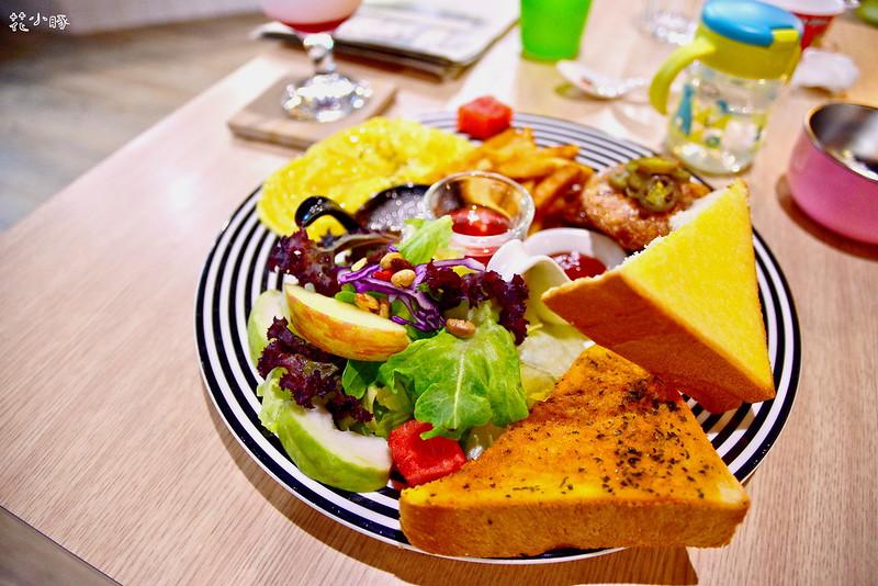 板橋早午餐日日早午餐菜單不限時板橋車站hivi brunch (10)