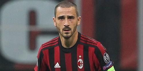 Bonucci menutup rumor keluarnya dari Milan
