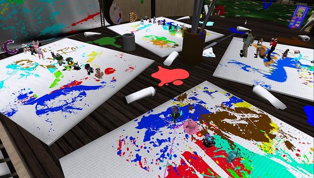 Paint Dance Party at Raglan_012