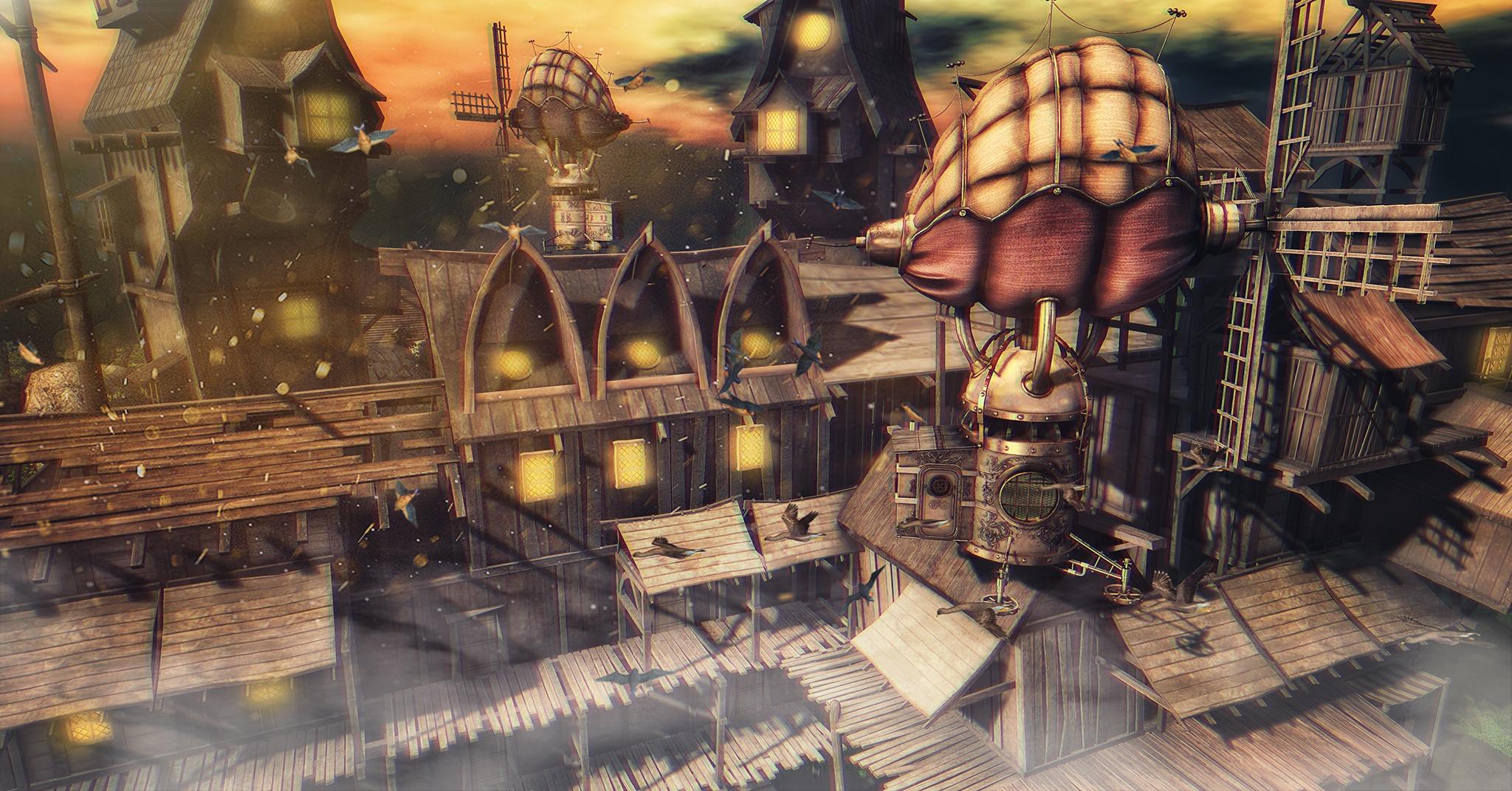 Steampunk Revolution