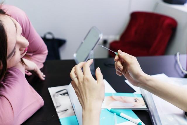 La Clinic: Ultra-V PDO thread