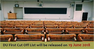 DU First Cut Off list will be available on 19 June 2018
