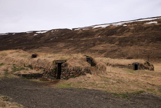 Turf Houses of Hjarðarhaga