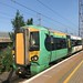 377163 coupled with 377511 trundles in to Ashford to form the 1738 to Victoria. 06/06/2018.
