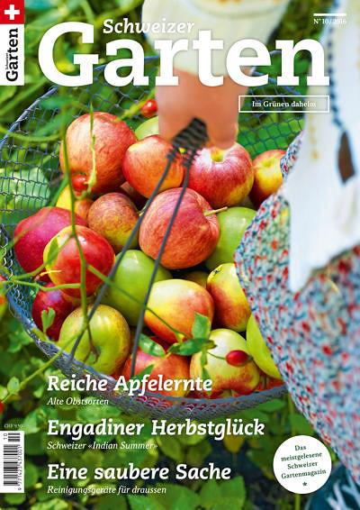 Oktober-Ausgabe