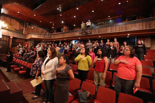 Escuela de Arte Dramático conmemora 61 años