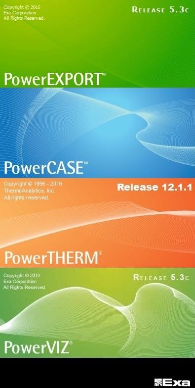 Exa PowerFLOW 5.3c Win32 win64 full license