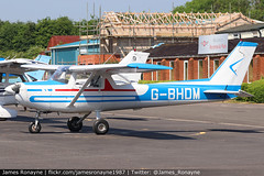 G-BHDM | Reims Cessna F152 | Private