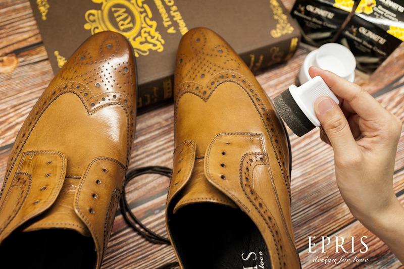 皮鞋清潔鞋油
