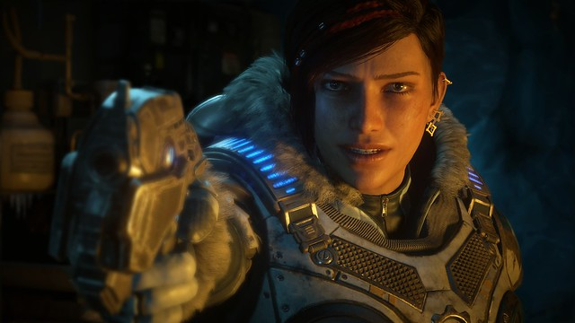 #E3 2018 Gears 5 Screens