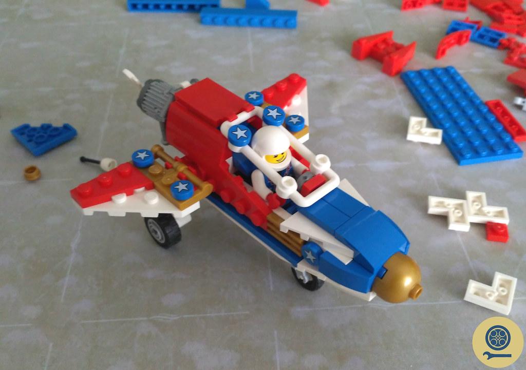 31076 Daredevil Stunt Plane (1)