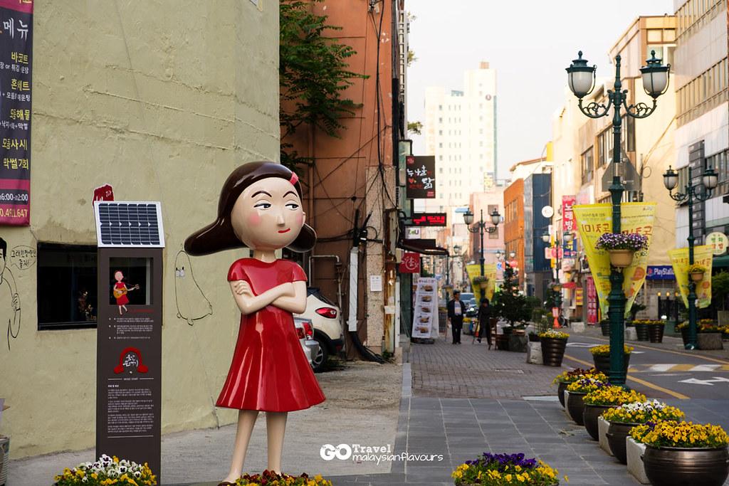 Seongnam-dong and Samsan-dong