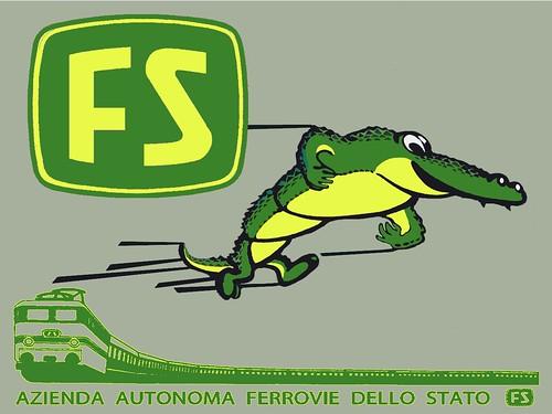 FS E656 Caimano Logo