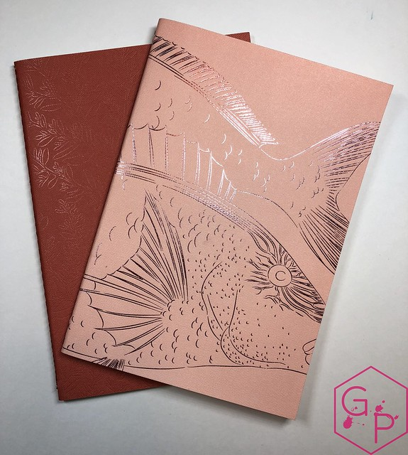 @MilligramStore Notebooks from Marc Martin Kaleidoscope Jungle & Melbourne Museum 6