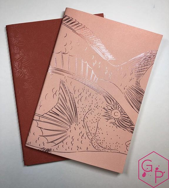 @MilligramStore Notebooks from Marc Martin Kaleidoscope Jungle & Melbourne Museum 6