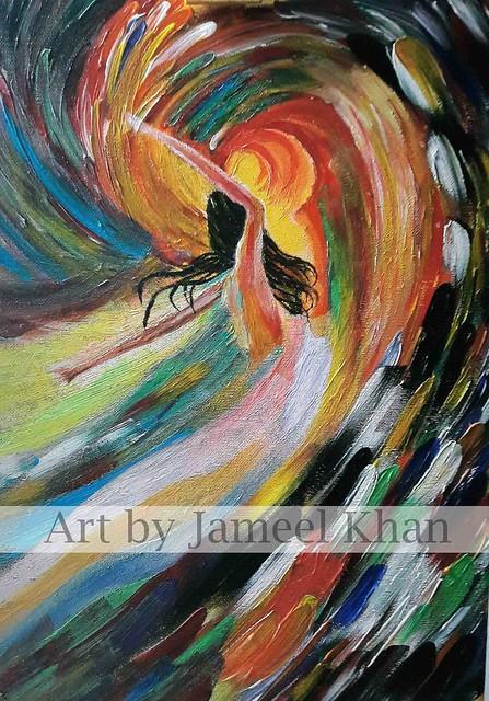 Art of Jameel Khan 25