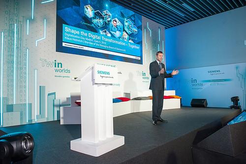 Klaus Helmrich en Digitalization Day