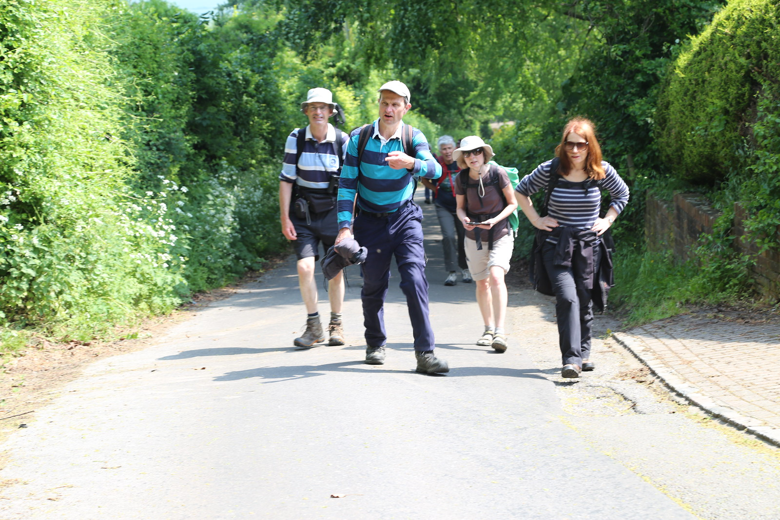That way - Otford to Eynsford Walk