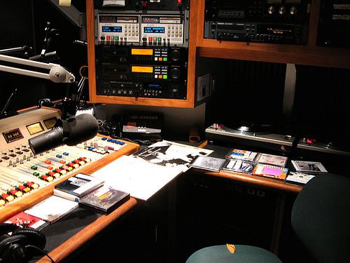 WMBR Studio A