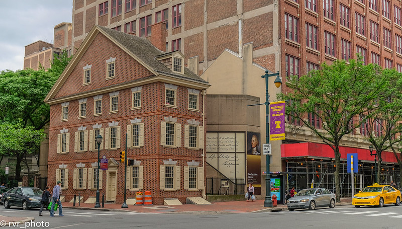 Declaration House, Historic District en Filadelfia