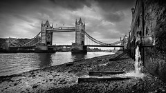 Tower Bridge from a different view