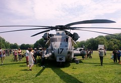 US Marine Corps CH-53E Super Stallion