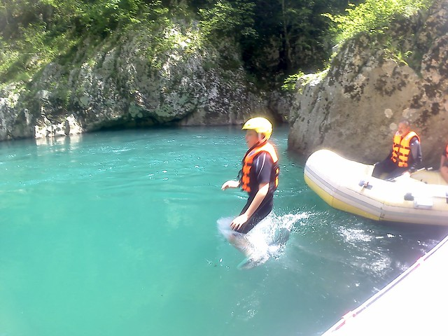 Rafting Neretva river tour