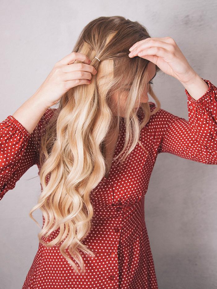 Ultra Volume Side Braid-Wedding Styles ,Step By Step 2018 2