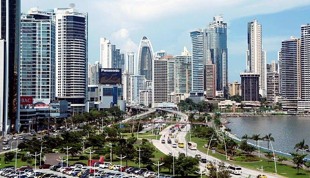Panama City from Wikipedia