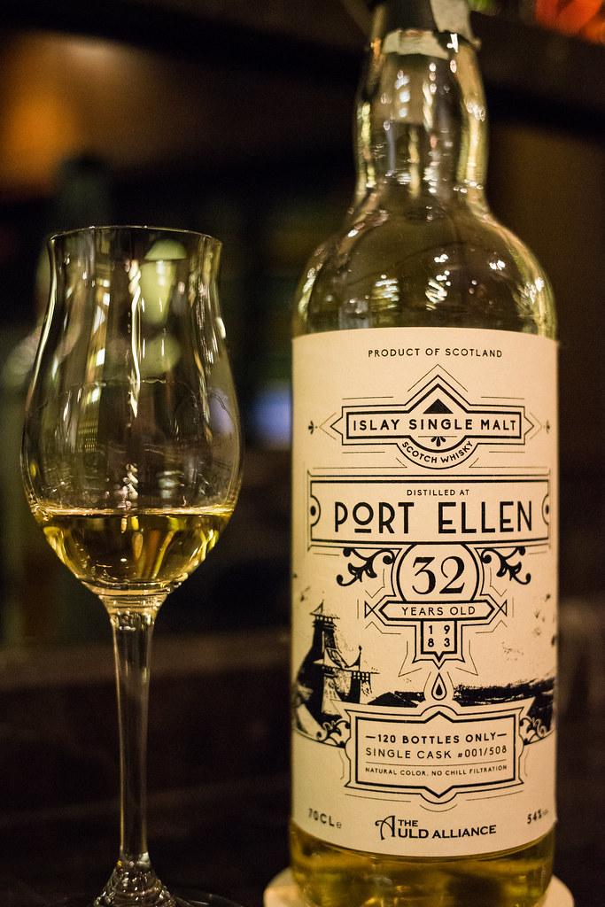 Port Ellen 1983-2016 The Auld Allience