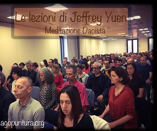 I Seminari del Maestro Jeffrey Yuen - 2018. Meditazione Daoista