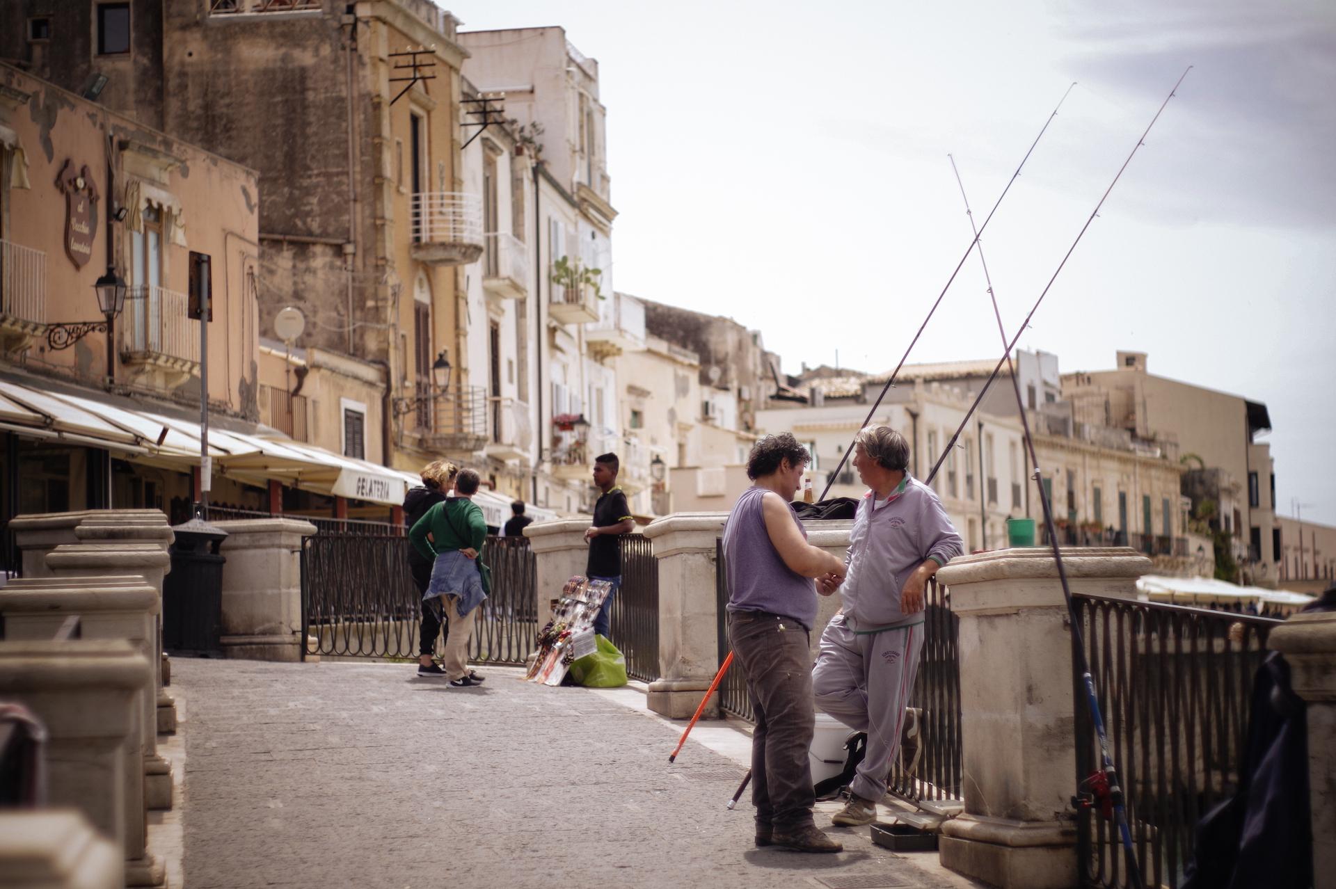 SICILY - Syracuse/Ortigia