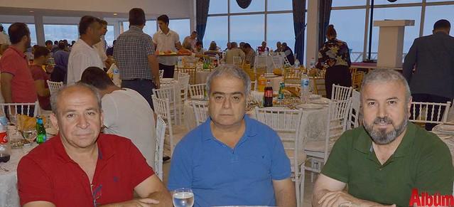 Velittin Taşkıran, Mehmet Temel, Hüseyin Değirmenci