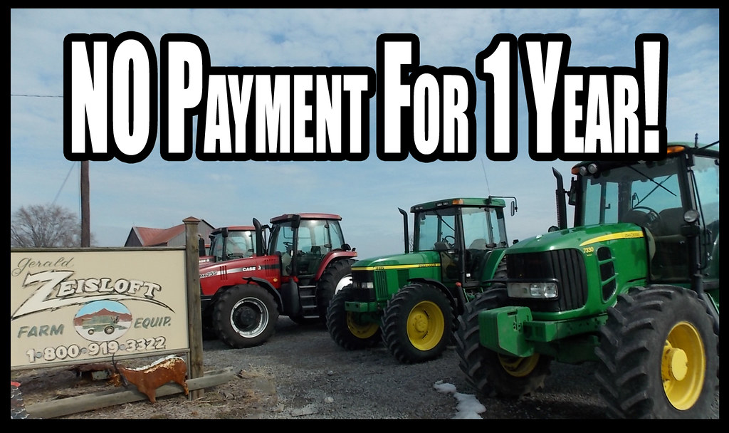 Used John Deere Tractor For Sale