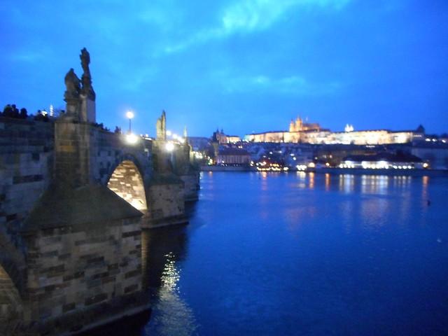 Prague Panorama from the, Nikon COOLPIX S3600