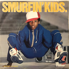 SMURFIN' KIDS:K WAY SMURFING KIDS(JACKET A)
