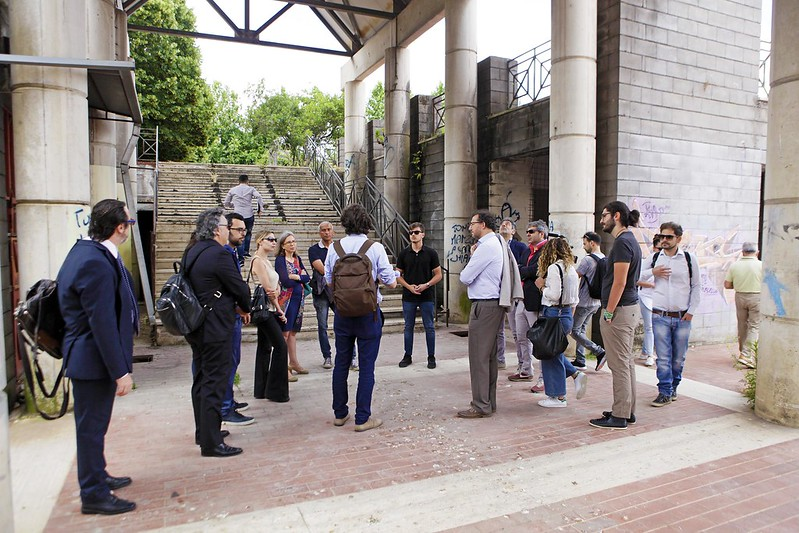 MAC 3rd UIA Expert Site Visit in Monterusciello