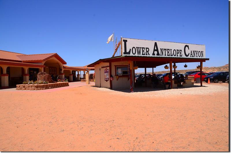 Ken's Lower Antelope Canyon Tours (2)