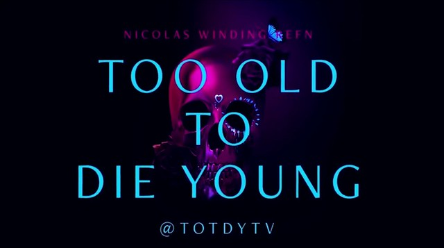 Příliš mladý umřít plakát