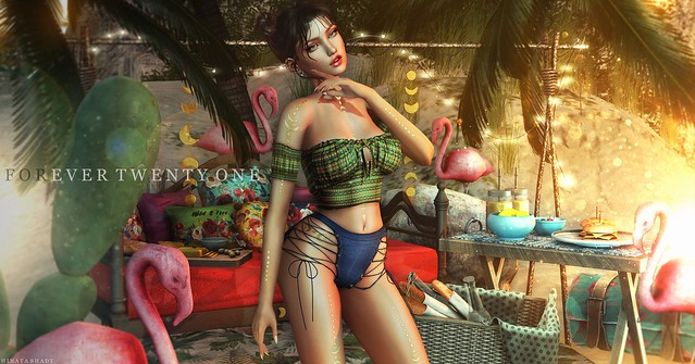 New Post: ∞Forever Twenty One∞ LOTD 562 Beach Picnic...
