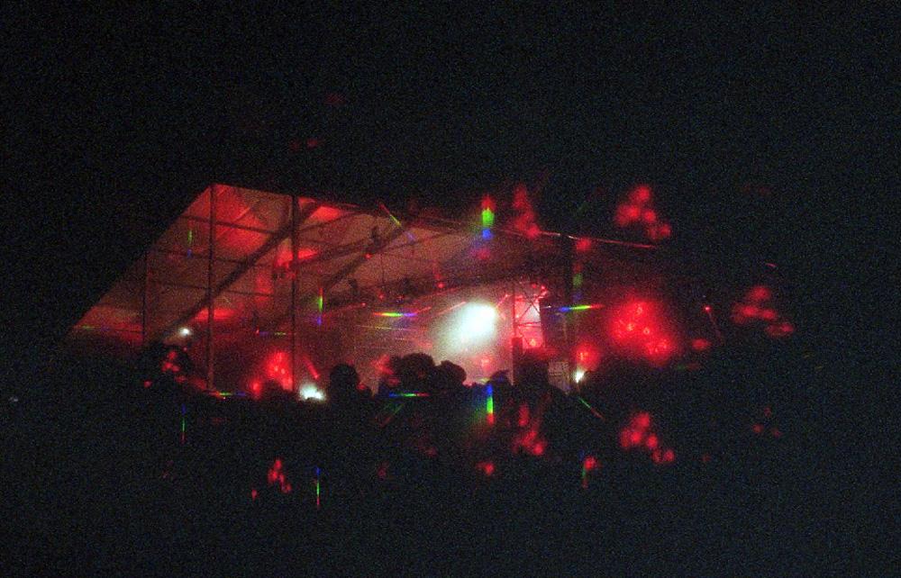 Dance-Tent