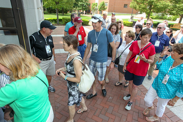 Class of '78 Campus Tour - Reunion Weekend 2018