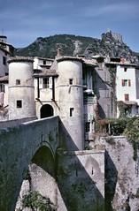 Entrevaux (Alpes de Haute-Provence)