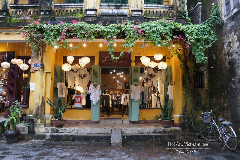 2018 Vietnam Hoi An Old Town 03