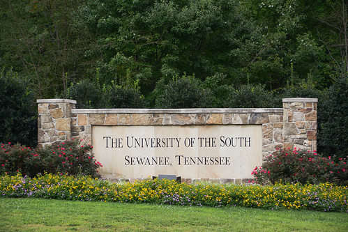 Entrance to the University of the South