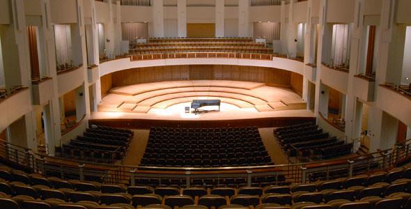 Dekelboum Concert Hall