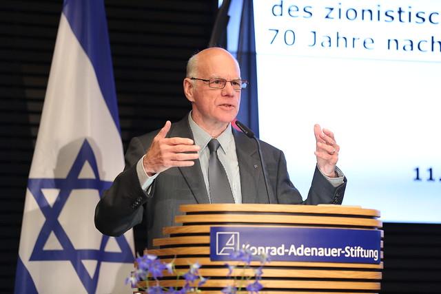 """""""Nächstes Jahr in Jerusalem"""" - Charlotte Knobloch und Joachim Gauck im Gespräch mit Norbert Lammert"""